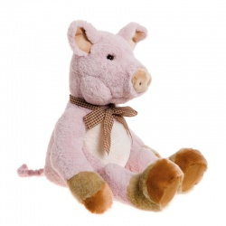Charlie Bears Bearhouse Bears Downton Pig