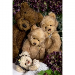 Charlie Bears Goldilocks and the Three Bears