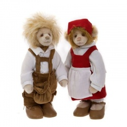 Charlie Bears Hansel and Gretel Ltd Ed