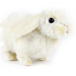 Hansa Lop Ear Bunny Plush Soft Toy Animal