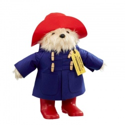 Large Collector Paddington Bear Soft Toy