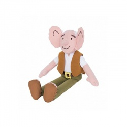 Roald Dahl The BFG Soft Toy, By Rainbow Designs