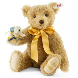 Steiff Limited Edition 135 Year Jubilee Mohair Teddy