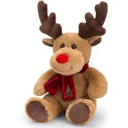 Keel Toys Reindeer Christmas Soft Toy
