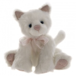 Charlie Bears Snowdrop Kitty Cat