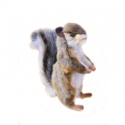 Hansa Mini Squirrel Plush Soft Toy