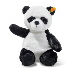 Steiff Soft Cuddly Friends Ming Panda Medium Soft Toy
