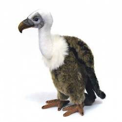 Hansa Vulture 30cm Plush Soft Toy