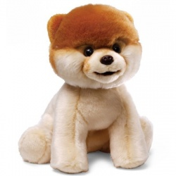 Gund Boo Worlds Cutest Dog Soft Toy