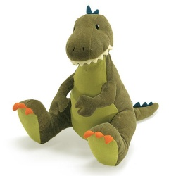 Gund Tristen The T-Rex Plush Soft Toy Dinosaur