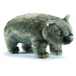 Hansa Wombat 28cm Plush Soft Toy